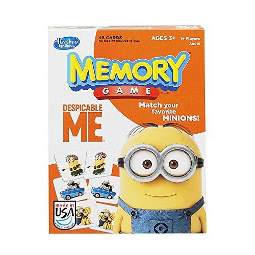 怪盗グルーのミニオン 神経衰弱カードゲーム Memory G...