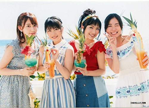 AKB48 /#好きなんだ 店舗特典共通 生写真 松井珠理奈 宮脇咲良 横山由依 北原里英
