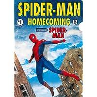 Marvel(マーベル) Spider-Man:Homecoming(スパイダーマン:ホームカミング) クリアファイル [インロック]