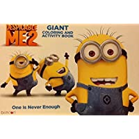Despicable Me 2 ~ Oversized Giant Coloring & Activity Book ~ Games Mazes Puzzles 16 X 11 24 Pages by Universal Studio [並行輸入品]