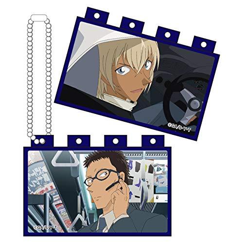 名探偵コナン アニメブロック 警察がいっぱいコレクション BOX商品 1BOX=8個入り、全8種類