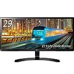 【Amazon.co.jp限定】LG モニター ディスプレイ 29UM59-P 29インチ/21:9 ウルトラワイド(2560×1080)/IPS 非光沢/HDMI×2