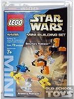 レゴ 4485 ミニポッドレーサー LEGO Sebulba's Podracer & Anakin's Podracer