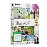 コーレル Corel VideoStudio Pro X8 アップグレード版