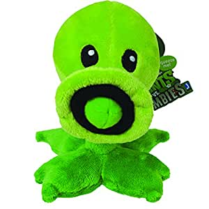 "Plants Vs. Zombies 7"" Talking Plush Peashooter"