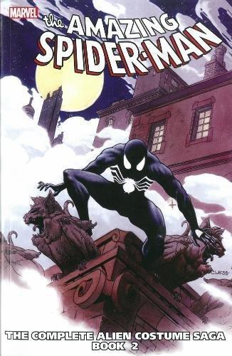 Spider-Man: The Complete Alien Costume Saga Book 2