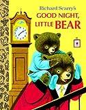 Good Night, Little Bear (Little Golden Treasures)