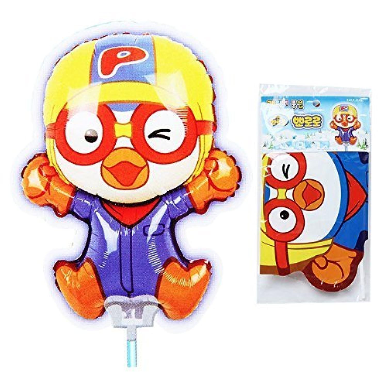 cartoon balloon Pororo THUNDERSTICKS パーティー用品 [並行輸入品]
