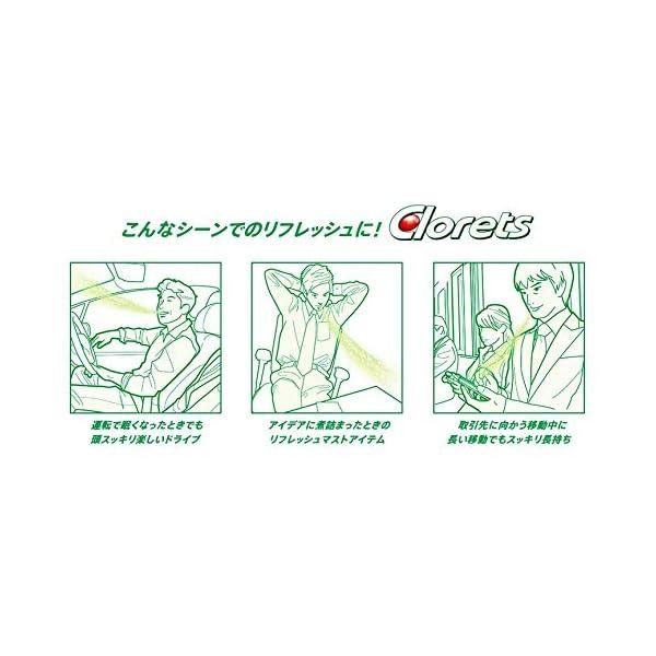 モンデリーズ・ジャパン クロレッツXPシャープ...の紹介画像4