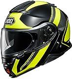 ショウエイ(SHOEI) バイクヘルメット システムフルフェイス NEOTEC2 EXCURSION (エクスカーション) TC-3 (YELLOW/BLACK) XL (61cm) -