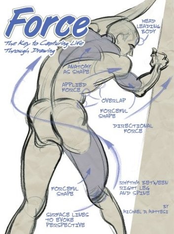 Download Force: The Key To Capturing Life Through Drawing 0595317588