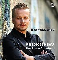 Prokofiev: Piano Sonatas Vol 1