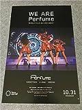 Perfume 映画『we are Perfume』 ポスター