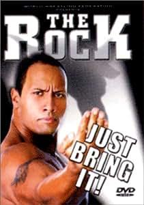 ザ・ロック:JUST BRING IT! [DVD]