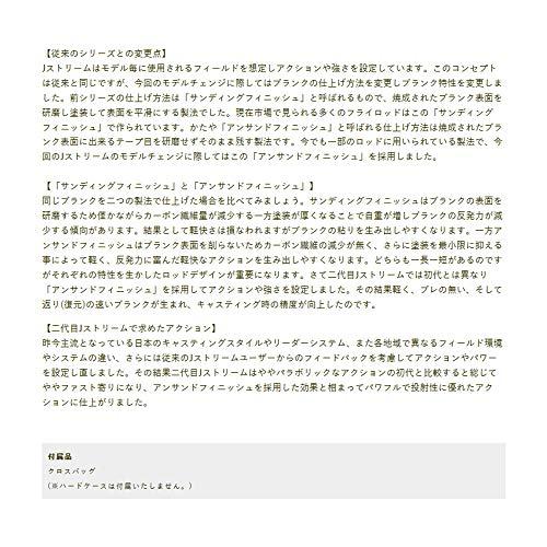 ティムコ『ユーフレックス・JストリームJS793-4』