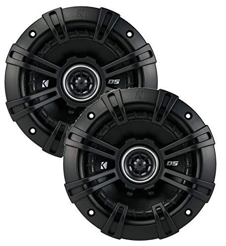 2) Kicker 43DSC504 D-Series 5.25 200W 2-Way 4-Ohm ...