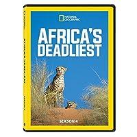 Africa's Deadliest Season 4 [並行輸入品]