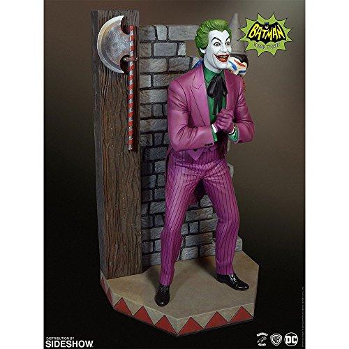 Tweeter Head Batman 1966: The Joker 1:6 Scale Maquette Toy