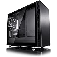 Fractal Design Define R6 TG Blackout USB3.1 Gen2 USB-C ミドルタワー型PCケース CS7407 FD-CA-DEF-R6C-BKO-TGL