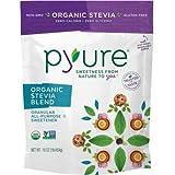 Pyure Organic Stevia Blend Granular All Purpose Sweetener 450g オーガニックステビア甘味料 ゼロカロリー [並行輸入品]