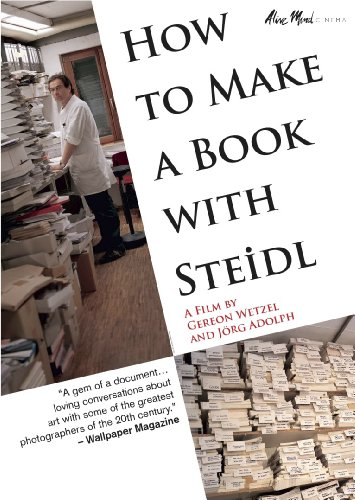 How to Make a Book With Steidl [DVD] [Import]の詳細を見る