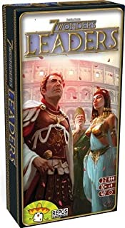 7 Wonders: Leaders (B0055CAF6M) | Amazon Products