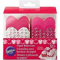 Square Baking Cups -Heartfelt Confections