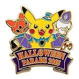 ポケモンセンターオリジナル ロゴピンズ Halloween Parade 2015