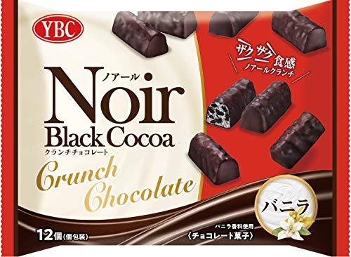 ヤマザキビスケット ノアールクランチチョコレートバニラ 12個×12袋