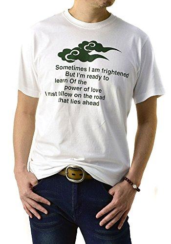 (フラグオンクルー) FLAG ON CREW ゆうパケット発送 和柄Tシャツ メンズ 和風プリント 半袖 Tシャツ 綿コーマ糸使用 M L LL 3L 4L / B0S