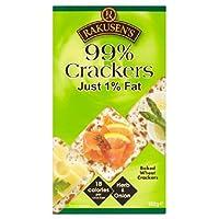 ラクセンのハーブ&オニオンクラッカー150グラム (x 4) - Rakusen's Herb & Onion Crackers 150g (Pack of 4) [並行輸入品]