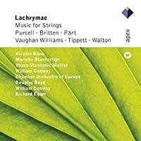 Lachrymae: Music for Strings By Purcell Britten Ps