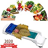 QBABY Vegetable Meat Roller Machine Meat Roller Meat Rolling Tool Sushi Rolling Machine Leaves Cabbage Stuffed Grape Leaf Roller Machine