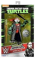 Raphael as Sting - WWE Teenage Mutant Ninja Turtles TMNT Ninja Superstars Playmates Toy Wrestling Action Figure