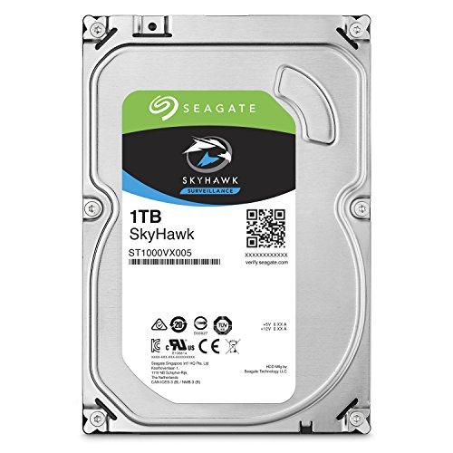 Seagate 内蔵ハードディスク 3.5インチ 1TB ビ...