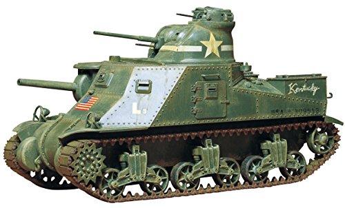 タミヤ 1/35 ミリタリーミニチュアシリーズ No.39 アメリカ陸軍 M3 リー Mk.I 戦車 プラモデル 35039