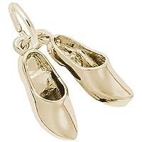 オランダ靴チャーム、チャームブレスレットとネックレス用