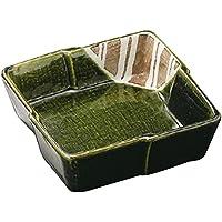 山下工芸(Yamasita craft) 青海波刺身鉢 13.8×13.8×4.5cm 11027130