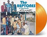 THE HEPTONES & THEIR FRIENDS - MEET THE NOW GENERATION! [LP] (180 GRAM BLACK AUDIOPHILE VINYL) [12 inch Analog]