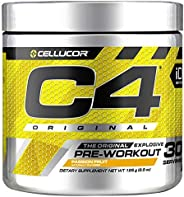 Cellucor ID Series C4 Pre Workout Original Passionfruit, 30 Servings