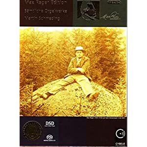 Max Reger Edition: Complete Or