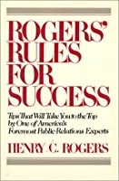 Rogers' Rules for Success