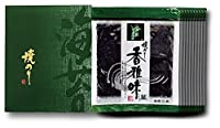 中川海苔店 江戸前ちばのり 香雅味-緑 10帖入(10枚×10袋)