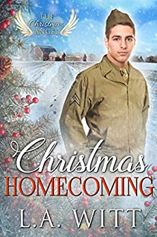 Christmas Homecoming (The Christmas Angel Book 4) by [Witt, L.A.]