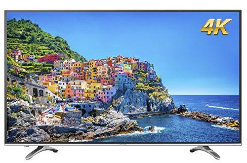ハイセンス 43V型 4K ULTRA HD液晶テレビ 直下型LEDバックライト スリムボディ 外付けHDD録画対応(裏番組録画) HJ43K300U 2016年モデル