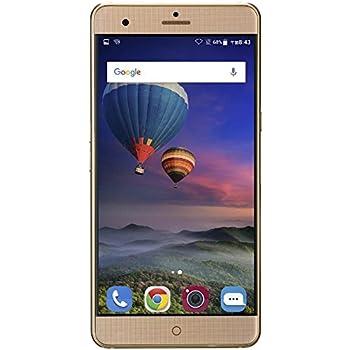 ZTE SIMフリースマートフォン BLADE V7 MAX (ゴールド) BLADE V7 MAX GOLD