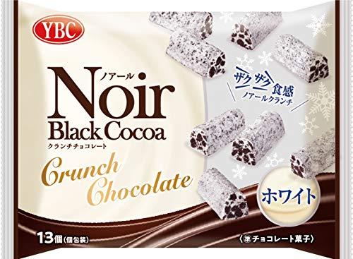 YBC ノアールクランチチョコレートホワイト 13個 ×12袋