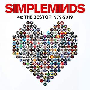 Forty: The Best Of Simple Minds 1979-2019 [12 inch Analog]