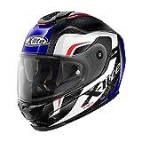 NOLAN (ノーラン) バイク用 ヘルメット フルフェイス Lサイズ(59-60cm) X-lite X-903 ウルトラカーボン MAVEN(カーボン/42) 19850