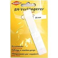 Kleiber Bra Extender up to 5cm-White-20mm-single Hook